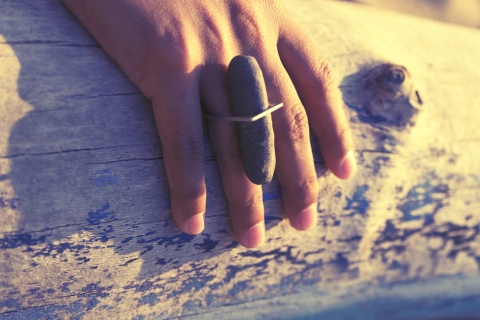 παπαδουκας, papadoukas, CP, Summer, model, ring, pebble